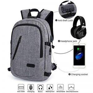 sac à dos pc portable 15.6 TOP 9 image 0 produit