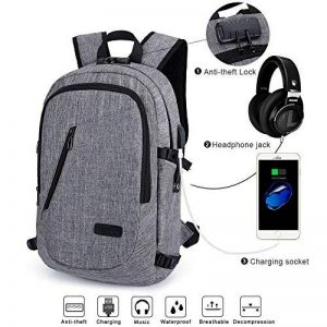 sac à dos pc portable 15 TOP 9 image 0 produit