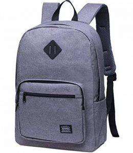 Sac à dos pour ordinateur portable, Sac à dos école universitaire KAUKKO Sac de voyage de randonnée Sac de jour décontracté léger pour hommes et femmes de la marque KAUKKO image 0 produit