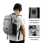 sac à dos pour pc portable 17 pouce TOP 12 image 4 produit