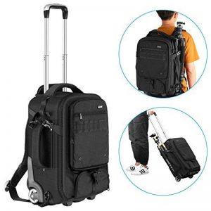 sac à dos à roulettes pour ordinateur portable TOP 11 image 0 produit