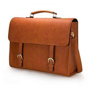 sac en cuir pour ordinateur portable femme TOP 9 image 0 produit