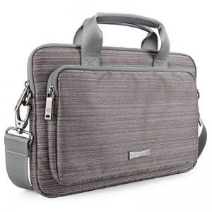 "Sacoche 13"" à 13.3"", Evecase - Hemsworth Série - Sacoche Résistant à l'eau pour Tablette et Ordinateur Portable, Meilleure Protection, Sac à Bandoulière,13"" à 13.3"" Serviette pour Acer Apple iPad, iPad Air, iPad Mini, MacBook, MacBook Air, MacBook Pro, As image 0 produit"