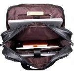 sacoche cuir pc portable 17 pouces TOP 6 image 3 produit