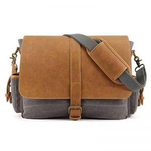 sacoche cuir pc portable 17 pouces TOP 7 image 0 produit