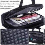 sacoche cuir pc portable 17 pouces TOP 9 image 2 produit