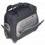 Sacoche d'ordinateur portable sur roulettes sécurisé sur Valise Bagage Pois Imprimé Zp72t de la marque House of Luggage image 1 produit