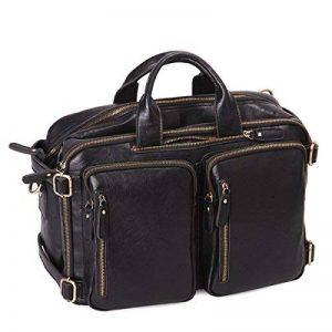 sacoche en cuir pour pc portable TOP 2 image 0 produit