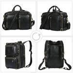 sacoche en cuir pour pc portable TOP 2 image 2 produit