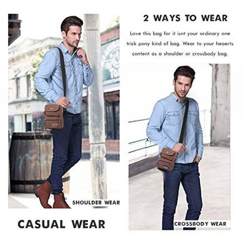 Sacoche tissu homme, acheter les meilleurs modèles pour 2020
