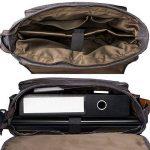 sacoche ordinateur portable cuir homme TOP 5 image 3 produit