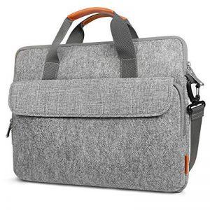sacoche pc portable 15.6 cuir TOP 13 image 0 produit