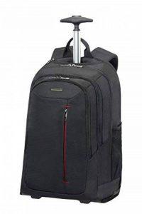 """SAMSONITE LAPT.Backpack/WH 15""""-16"""" (Black) -GUARDIT Sac à Dos Loisir, 51 cm, Noir de la marque Samsonite image 0 produit"""