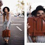 serviette simili cuir femme TOP 7 image 1 produit