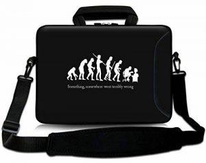 Sidorenko Sacoche pour Ordinateur Portable 15-15,6 pouces Sac a Epaule Bandoulière, avec des poches latérale de la marque Sidorenko image 0 produit