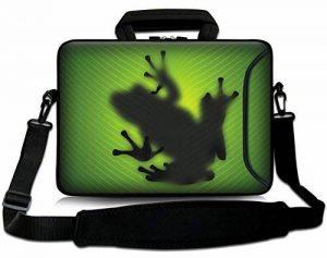 Sidorenko Sacoche pour Ordinateur Portable 17-17,3 Pouces Sac a Epaule Bandoulière, avec des Poches Latérale de la marque Sidorenko image 0 produit