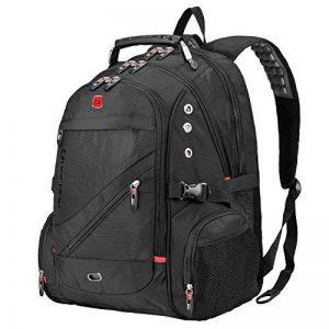 Soarpop BB4348MBK Sac à Dos pour Ordinateur Portable 15.6 Pouces Noir de la marque Soarpop image 0 produit