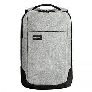 """Soarpop WB4394 Sac à Dos pour Ordinateur Portable Noir (Gris 17,3"""") de la marque Soarpop image 0 produit"""