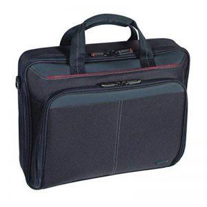 """Targus Classic Clamshell Sacoche pour Ordinateur Portable 15-15,6"""" - Noir de la marque Targus image 0 produit"""