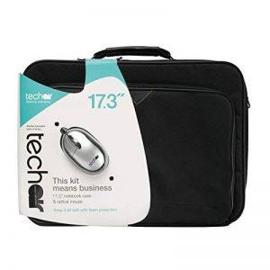 """Techair Z0103 Malette pour PC portable 17"""" et souris Noir de la marque TechAir image 0 produit"""