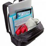 Thule TEBP213 K EnRoute Sac à Dos 13L pour Ordinateur Portable, 33,02 cm (13 Pouces) Noir 18L Noir de la marque Thule image 4 produit