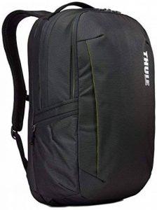 Thule TSLB317DSH Sac à Dos pour Ordinateur Portable 15.6''/MacBook Pro 15'' Noir de la marque Thule image 0 produit