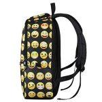 Veevan Sac à Dos Emoji Joli Fille ou Garçon en Polyester de la marque Veevan image 1 produit