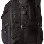 Victorinox 31105101 Nylon Noir sac à dos - Sacs à dos (Nylon, Noir, Uniforme, Hommes, Poche frontale, 340 mm) de la marque Victorinox image 1 produit
