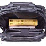 VIDENG POLO Sac à dos pour ordinateur portable Cuir Entreprise Voyage École Des sacs pour 13 15 17 pouces de la marque VIDENG POLO image 3 produit
