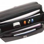 Wedo Elegance 0585201 Serviette porte-documents à bandoulière Noir de la marque WERNER DORSH (WEDO) image 2 produit
