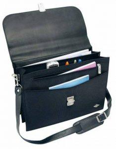 Wedo Elegance 0585201 Serviette porte-documents à bandoulière Noir de la marque WERNER DORSH (WEDO) image 0 produit