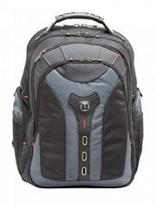 """Wenger 600639 PEGASUS 17"""" MacBook Pro sac à dos, anti-rayures, revêtement avec iPad/tablette / eReader Pocket en girs (25 Litres) de la marque Wenger image 0 produit"""