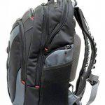 """Wenger 600639 PEGASUS 17"""" MacBook Pro sac à dos, anti-rayures, revêtement avec iPad/tablette / eReader Pocket en girs (25 Litres) de la marque Wenger image 3 produit"""