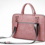 Zetiy Sac à bandoulière Sacoche Housse Pochette pour Ordinateurs Portables (14 pouces, Rose) de la marque Zetiy image 1 produit