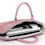 Zetiy Sac à bandoulière Sacoche Housse Pochette pour Ordinateurs Portables (15 pouces, Rouge) de la marque Zetiy image 3 produit