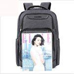 ZXJ Sac à Dos Ordinateur Portable 18 Pouces Imperméable Nylon Entreprise Décontractée Backpack de la marque ZXJ image 3 produit